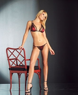 G Strip Bikini 61
