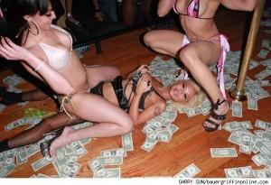 strip club business sales