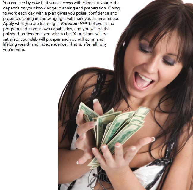 Build Wealth as a Stripper