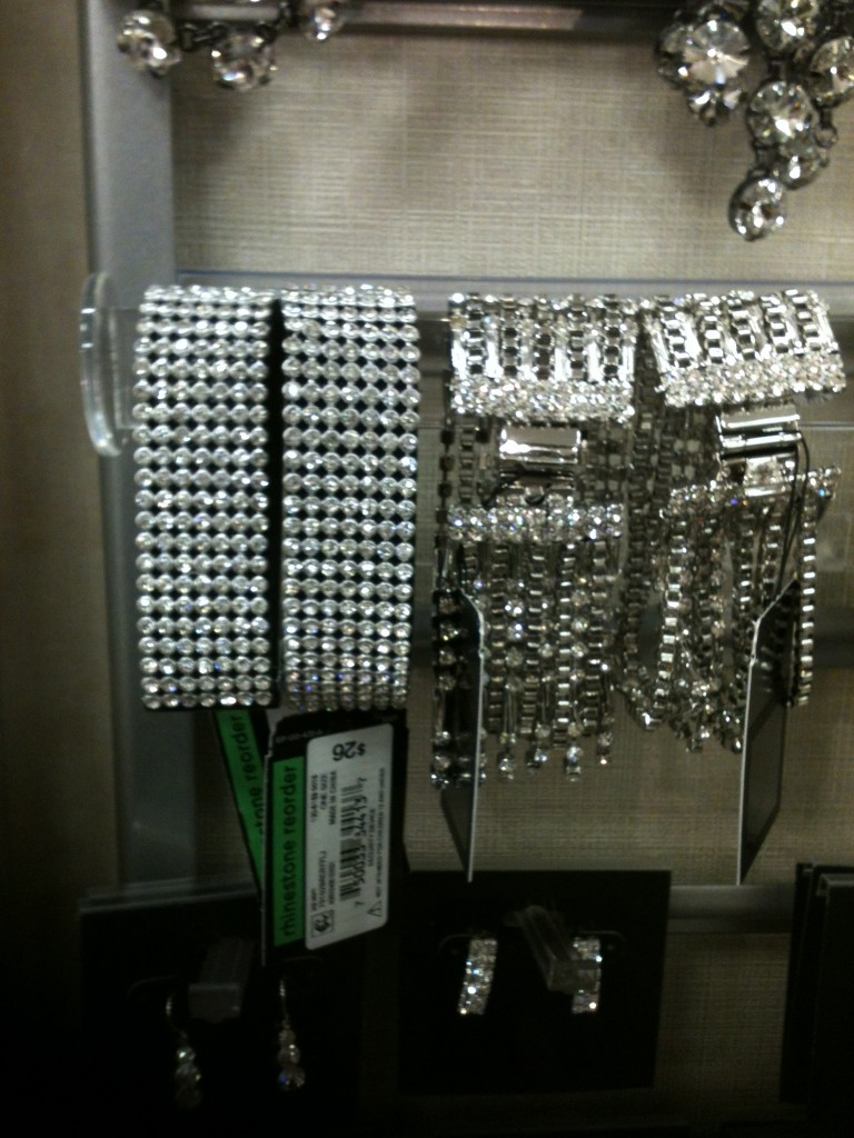 Exotic Dancer jewelry at JC Penney